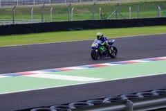 Valentino Rossi, in qualification. stock photo