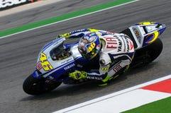 Valentino Rossi YAMAHA MOTOGP Photos stock