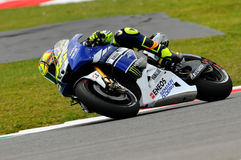 Valentino Rossi YAMAHA MOTOGP images stock