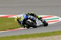 Valentino Rossi YAMAHA MotoGP GP of Italy 2013 Mugello Circuit Stock Images