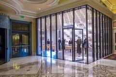 Valentino Store in Las Vegas Royalty-vrije Stock Foto's