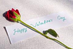 Valentinsday Image libre de droits