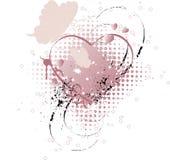 Valentinsgrüße Lizenzfreie Stockfotos