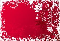 Valentinsgrüße grunge Hintergrund, Vektor vektor abbildung