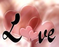 Valentinsgruß lizenzfreies stockbild