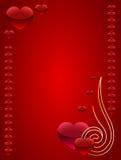Valentinsgruß lizenzfreie stockfotos