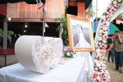 Valentinsgruß, Hochzeitszeremonie Lizenzfreie Stockfotos