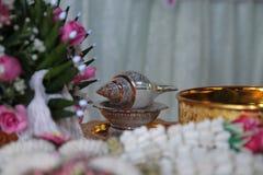 Valentinsgruß, Hochzeitszeremonie Lizenzfreies Stockbild