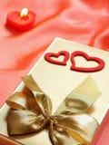 Valentinsgruß noch-leben Stockbilder