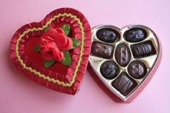 Valentinsgruß-Süßigkeit Lizenzfreie Stockfotografie