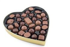 Valentinsgruß-Süßigkeit Lizenzfreie Stockbilder