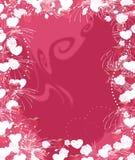 Valentinsgruß `s Bild vektor abbildung