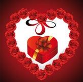 Valentinsgruß \ 's-Tag Stockfoto
