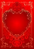 Valentinsgruß-Tag lizenzfreie abbildung