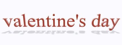 Valentinsgruß-Tag Stockbilder