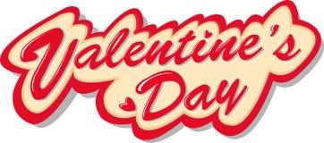 Valentinsgruß Tag-rot Stockfotos