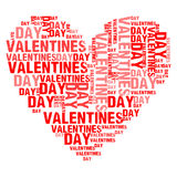 Valentinsgruß-Tag weißes BG Lizenzfreie Stockfotografie