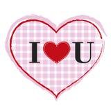Valentinsgruß-Tageshintergrund Stockbild