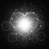 Valentinsgruß-Tagesillustration Lizenzfreie Stockbilder