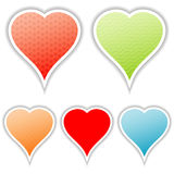 Valentinsgruß-Tagesinnere vektor abbildung