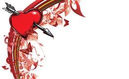 Valentinsgrußabbildung Stockfoto