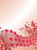 Valentinsgrußabbildung Stockfotografie