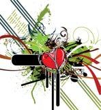 Valentinsgrußabbildung Stockbilder