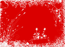 Valentinsgrußhintergrund vektor abbildung