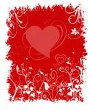 Valentinsgrußhintergrund Stockbilder