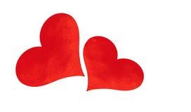Valentinsgrußinnere Lizenzfreie Stockfotos