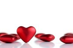 Valentinsgrußinnere Lizenzfreie Stockbilder