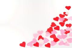 Valentinsgrußinneres Stockfoto