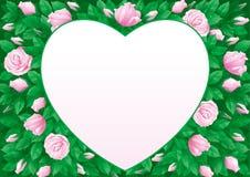 Valentinsgrußkarte Stockbilder