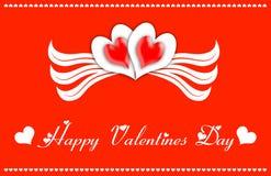 Valentinsgrußtag Stockbilder