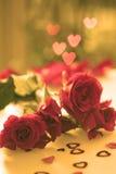 Valentinsgrußtag lizenzfreie stockfotos