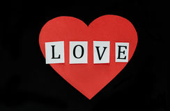 Valentinsgrußtag, Valentinsgruß ` s Tag, Liebe Stockbild