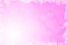 Valentinsgrußtageshintergrund vektor abbildung