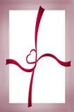 Valentinsgrußtageshintergrund Stockbilder