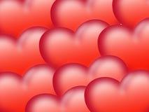 Valentinsgrußtageszusammensetzung Lizenzfreie Stockbilder