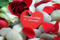 Valentinstag Royalty Free Stock Photos