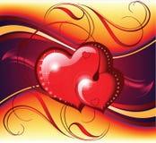 Valentinstag Lizenzfreies Stockfoto