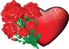 Valentinstag Stockbild
