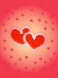 Valentinstag Lizenzfreie Stockfotografie