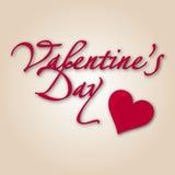 Valentinstag Lizenzfreie Stockbilder