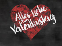 Valentinstag illustrazione di stock