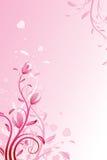 Valentinstag-Hintergrund Stockfotografie