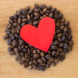 Valentinstag, Hochzeit, Liebe, rotes Herz, Papierherz Rotes pape Stockbilder