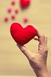 Valentinstag-Liebe Stockfotos