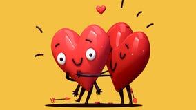 Valentinstaggeschenkkartenhintergrund, ich liebe dich stockbilder