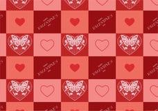 Valentinstaghintergrund. Stockbilder